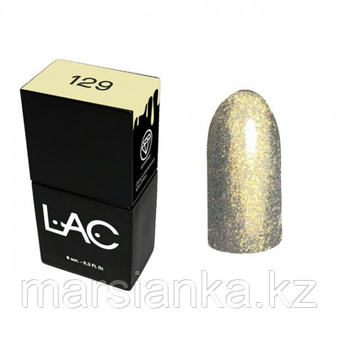 Гель лак LAC 129, 9мл, фото 2