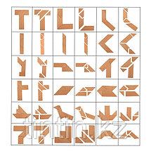 Деревянная головоломка  «Т-дразнилка» в железной банке, фото 2
