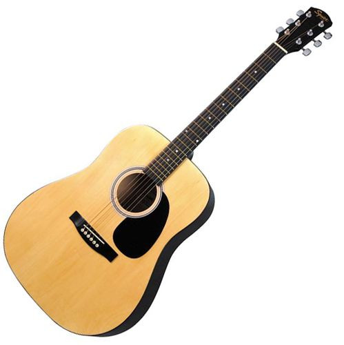 Гитара акустическая  FENDER SQUIER SA-150 NATURAL PACK