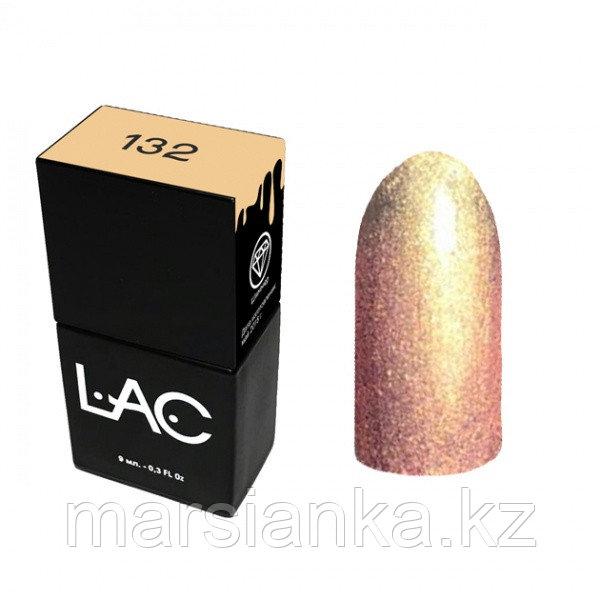 Гель лак LAC 132, 9мл