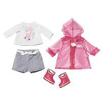 Игрушка Baby Annabell Одежда для дождливой погоды, кор.