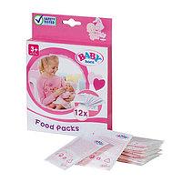 Игрушка BABY born Детское питание (12 пакетиков), закр. кор., фото 1