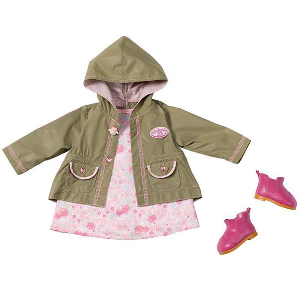 Игрушка Baby Annabell Одежда демисезонная, кор.