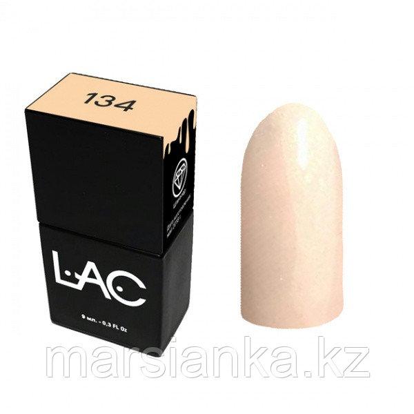 Гель лак LAC 134, 9мл