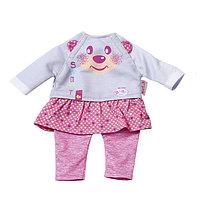 Игрушка my little BABY born Комплект одежды для дома, 32 см, веш.