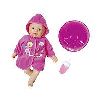Игрушка my little BABY born Кукла быстросохнущая с горшком и бутылочкой, 32 см, дисплей
