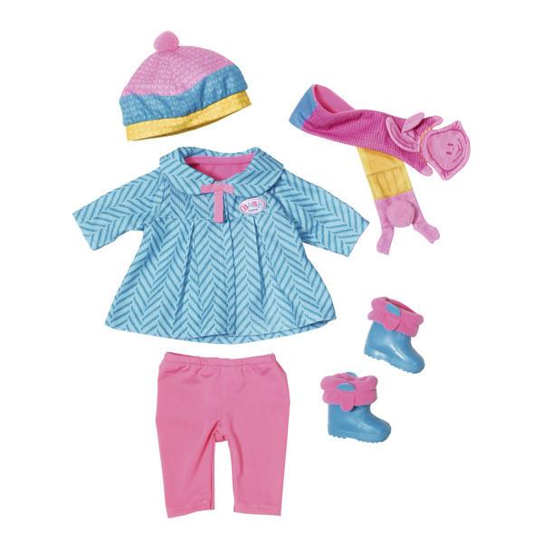 Игрушка BABY born Одежда для прохладной погоды, кор.
