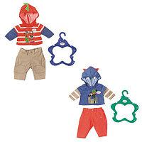 Игрушка BABY born Одежда для мальчика, 2 асс., веш.