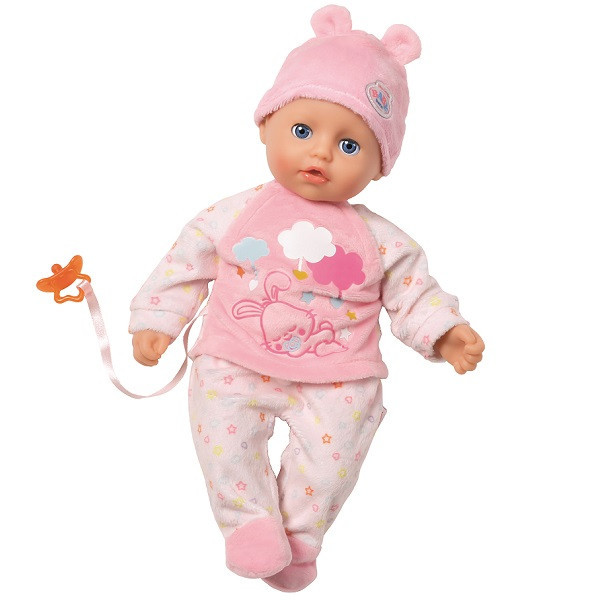 Игрушка my little BABY born Кукла с соской, 32 см, дисплей