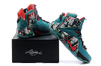 Кроссовки Nikе LeBron XII (12) Blue Ice Elite Series (40-46), фото 6