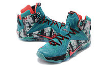 Кроссовки Nikе LeBron XII (12) Blue Ice Elite Series (40-46), фото 3