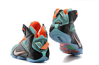 Кроссовки Nike LeBron XII (12) Jade Orange Elite Series (40-46), фото 5