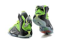 Кроссовки Nike LeBron XII (12) Lime Green Elite Series (40-46), фото 5