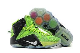 Кроссовки Nikе LeBron XII (12) Lime Green Elite Series (40-46)