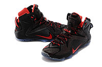 Кроссовки Nike LeBron XII (12) Black Red Elite Series (40-46), фото 3