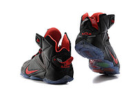 Кроссовки Nike LeBron XII (12) Black Red Elite Series (40-46), фото 5