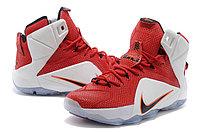 Кроссовки Nike LeBron XII (12) White Red Elite Series (37-46), фото 2