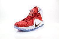 Кроссовки Nike LeBron XII (12) White Red Elite Series (37-46), фото 4