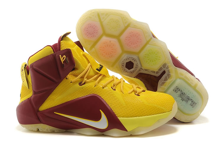 "Кроссовки Nike LeBron XII (12) ""Ironman"" Elite Series (40-46)"