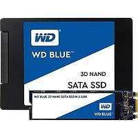 Твердотельный накопитель 1000GB SSD WD WDS100T2B0B Серия BLUE 3D NAND M.2