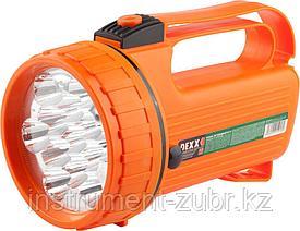 Фонарь DEXX светодиодный, 13LED, 4D