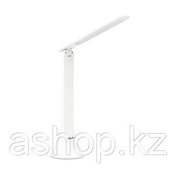 Лампа настольная светодиодная (LED) Deluxe DLTL-302W-3W, Регулировка яркости: 5 степеней яркости, Цветовая тем