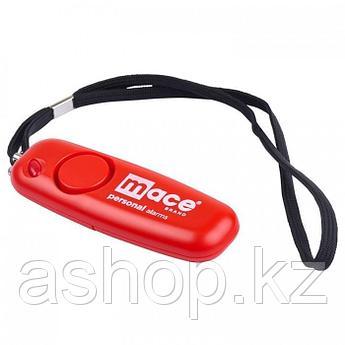 Сигнализатор тревоги персональный Mace Wristlet, Сигнализатор: Звуковой 130dB, Цвет: Красный, Упаковка: Блисте