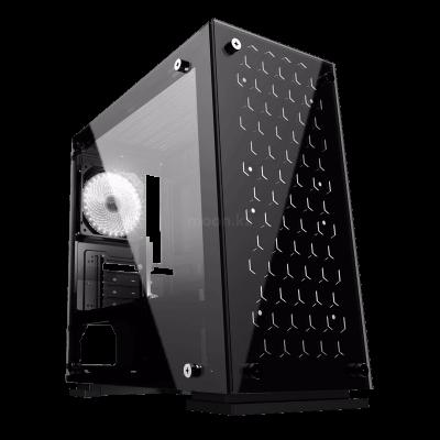 Корпус для ПК без БП GameMax H605-TB
