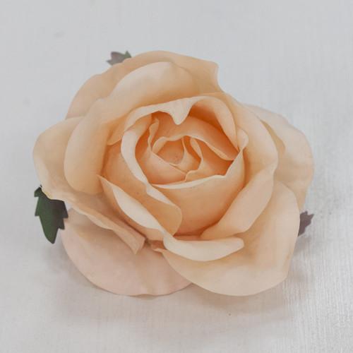 """Цветы искусственные """"Роза"""" - Real Touch (8см) Оптом по 150тг."""