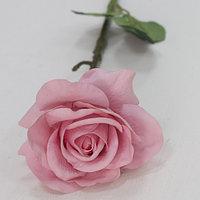 """Цветы искусственные """"Роза"""" - Real Touch (12см)"""