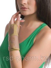 Бандаж на лучезапястный сустав с фиксацией пальца MedTextile, фото 2