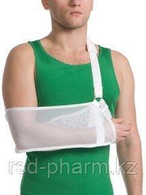 Бандаж для руки поддерживающий облегчённый (косынка) MedTextile