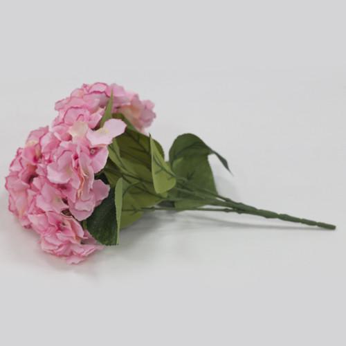 """Цветы искусственные букет """"Гортензия""""(5 цветков)"""