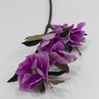 """Цветы искусственные """"Магнолия"""" (силикон), фото 1"""