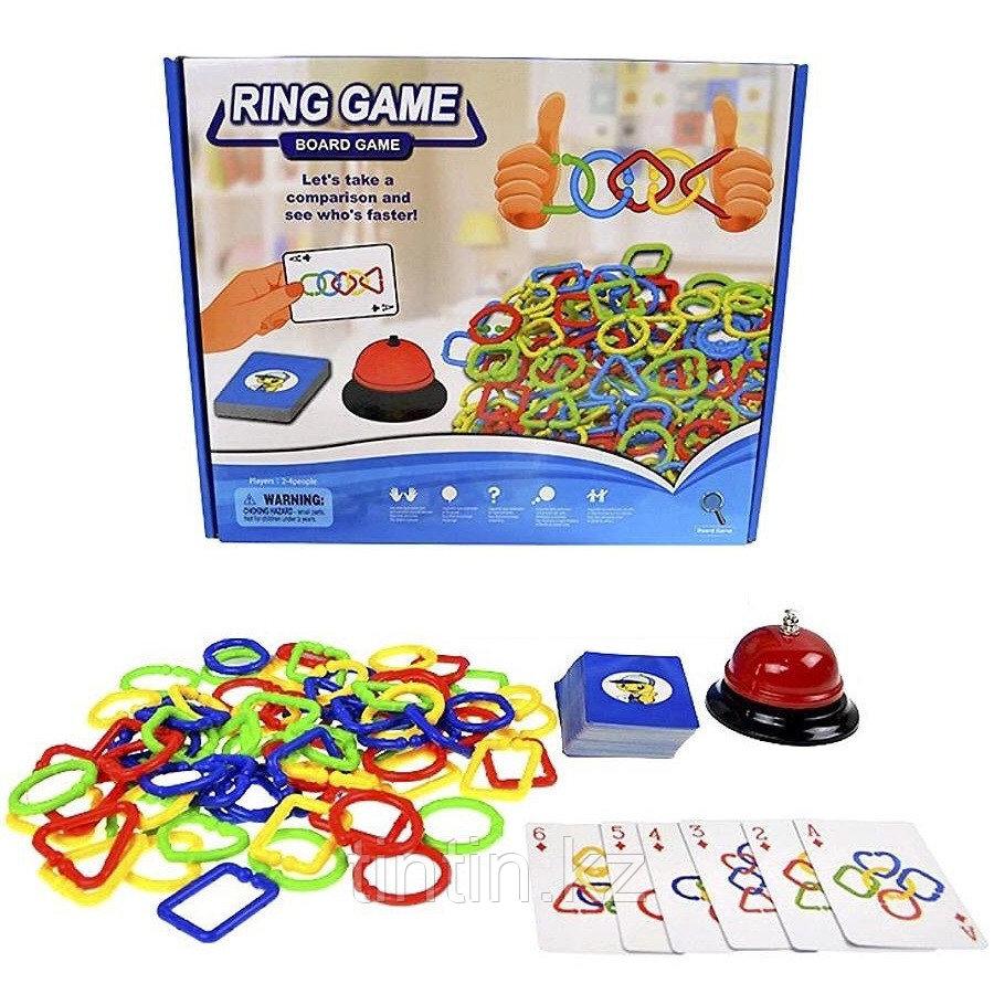 Настольная игра - Кольца (Ring Game)