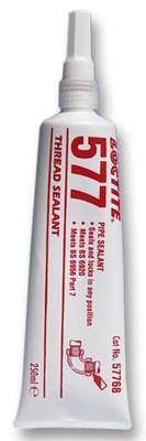 Loctite 577 250ml, Уплотнитель труб и резьбовых соединений с крупным шагом, быстрый