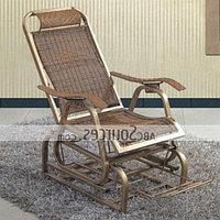 Кресло-качалка, ротанговая мебель