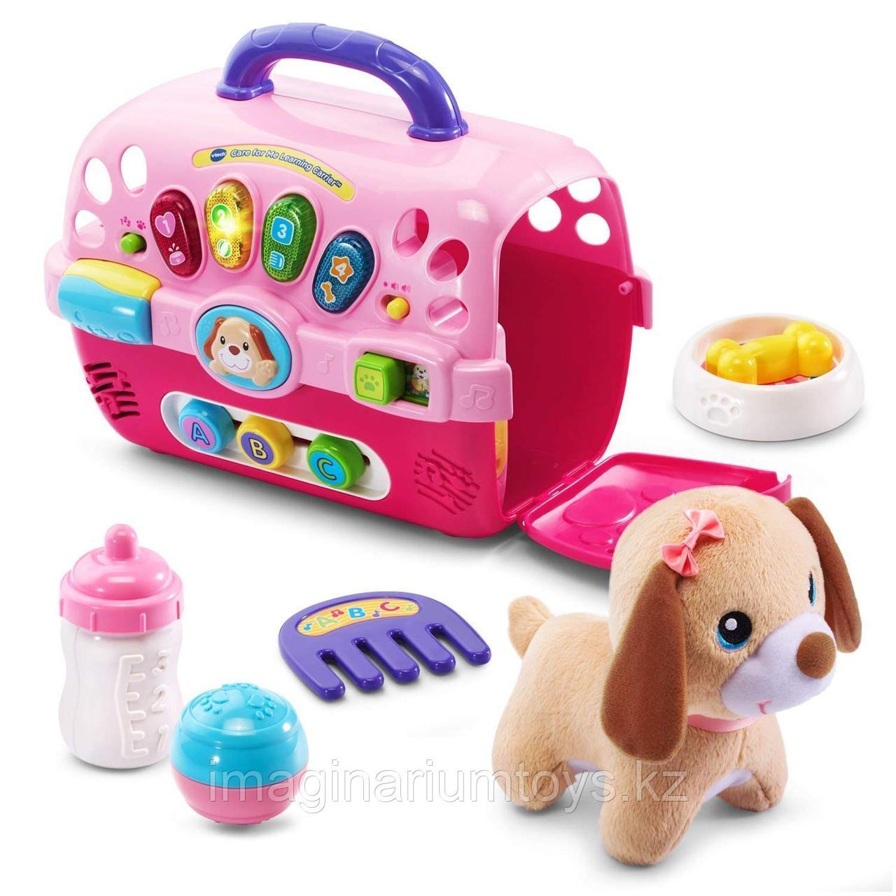 Интерактивная игрушка «Собачка и ее домик» VTech