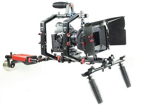 FIMCITY  FC-03 /Плечевой штатив РИГ для DSLR и видеокамер, фото 2