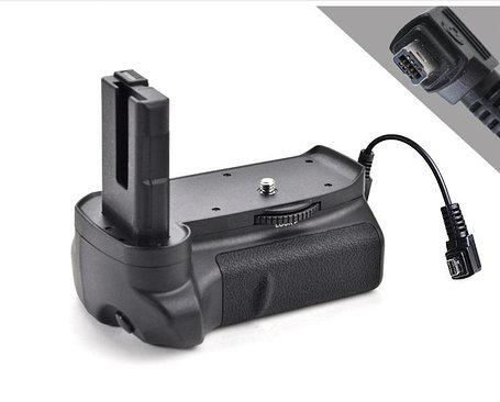 Батарейный блок на Nikon D3100, D3200, фото 2
