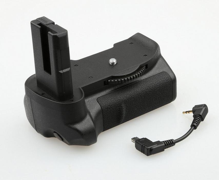 Батарейный блок на Nikon D5100 / EN-EL14