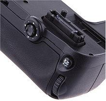Батарейный блок /бустер/ на Nikon D7000 /EN-EL15, фото 3