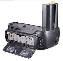 Батарейный блок на Nikon D80 DSLR, фото 2