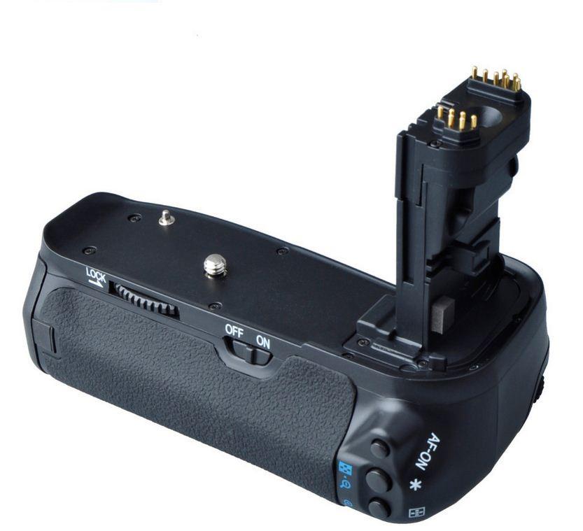 Батарейный блок на CANON EOS 60D от MEIKE!