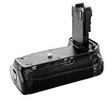 Батарейный блок-ручка (бустер) на CANON EOS 70D от MEIKE, фото 3