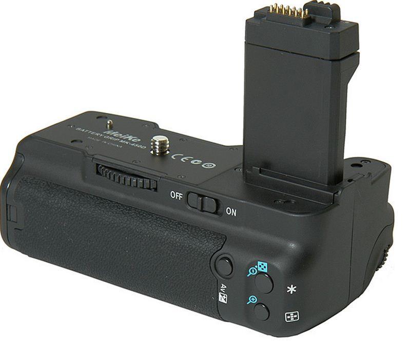 Батарейный блок (бустер) на Canon 450D 500D 1000D XSi T1i