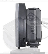 Apature Amaran AHL-С60 Накамерный LED прожектор+вспышка кольцо , фото 3