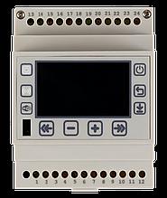 Терморегулятор программируемый многоканальный SPYHEAT NLC-508D на DIN-рейку для отопления