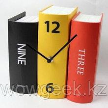 Креативные Часы Книги (Vintage Design)