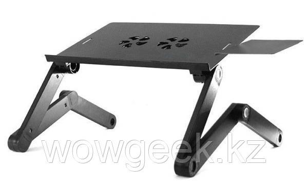 Столик-трансформер для ноутбука с вентилятором